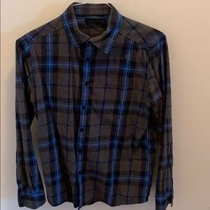 Kenneth Cole flannel button down